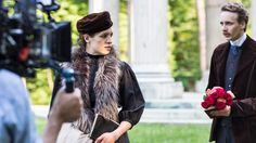 First glimpse of Julius Feldmeier at Rainer Maria Rilke in an upcoming film. Katharina Lorenz plays Lou Andreas-Salome.  http://www.austrianfilm.com/film/lou_salome___wie_ich_dich_liebe_raetselleben