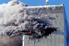 World Trade Center - North Tower Hit