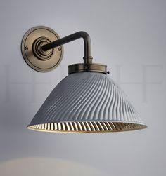 Tiber Wall Light  Hector Finch