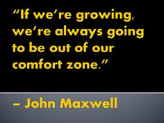 If we're growing