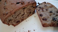 This is a quick and easy sultana fruit cake that can be baked as a loaf cake or a round fruit cake. Fruit Cake Loaf, Fruit Loaf Recipe, Boiled Fruit Cake, Loaf Cake, Cake Recipes Uk, My Recipes, Recipies, Sultana Cake, Icebox Cake