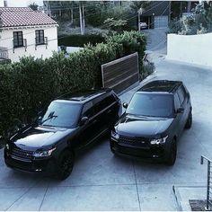 Land Rover RANGE ROVER All Black