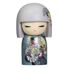 This is a Kimmidoll Airi Adored Maxi Japanese Doll Figure. Kimmidoll's are fantastic collectible doll figures that are designed to represent traditional Japanes