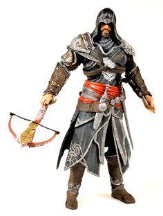 Фигурка Assassins Creed Revelations  Ezio