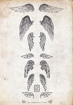 wing tattoo on wrist - Google Search