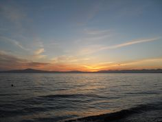 Sunset from Kalamata
