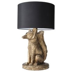 Fox Lamp (Patch NYC for Target)