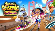 Subway Surfers: San Francisco - Best Casual Games