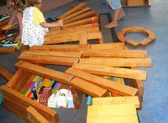 let the children play: Resources for block play