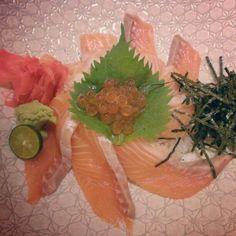 鮨彩壽司 - 鮭魚親子丼飯