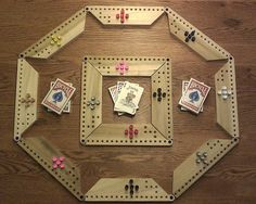 Pegs and Jokers Board Game by ActiveEnterprises on Etsy, $79.00
