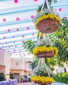 Ceiling Decor Ideas That Are Totally Trending! Ceiling Decor Ideas That Are Totally Trending! Desi Wedding Decor, Wedding Stage Decorations, Wedding Mandap, Diwali Decorations, Centerpiece Decorations, Flower Decorations, Indian Wedding Centerpieces, Wedding Ideas, Rustic Wedding