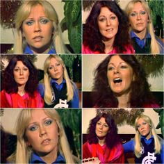"Feb 1979 in Switzerland Abba filmed a second video for their latest single ""Chiquitita' in the lobby of a hotel."