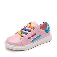 6f28b0169b2 Kids schoenen meisjes schoenen Tong sportschoenen 2016 nieuwe herfst  modellen van kind student reizen en leisure schoenen gratis verzending