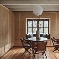 This week we documented our Carriage House Project on Bee Range in Harleston Village. Pictured here : the caned dining room, as captured by Special thanks to craftsmen Jim and Chris Slogatt, and Clay Richardson. More photos, coming to the site, soon! Interior Simple, Interior Ideas, Cheap Apartment, Bohemian Style Bedrooms, Carriage House, Living Room Bedroom, Home Projects, Small Spaces, Living Spaces