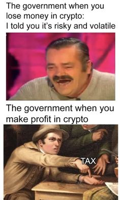 Cryptocurrency and your government - 9GAG