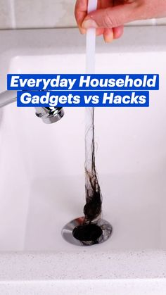 Everyday Household Hacks To Try!