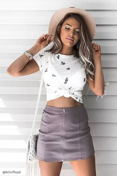 Best 48 Trendy Summer Outfit Ideas and Looks to Copy Now
