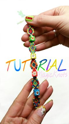 In this tutorial video i'll show you how to make this Boho chic micro macrame bracelet. Materials you need: -Cotton cord 12 x 110 cm / 44'' inch - 4 Wooden B...