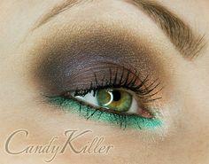 Candy Killer autumn makeup