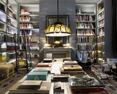 50 Super ideas for your home library. I will definitely have a library in my house :)