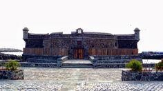 Catillo de San Juan Bautista ó castillo negro de 1.643: SANTA CRUZ DE TENERIFE