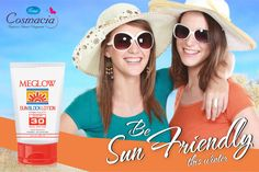 Be Sun Friendly This Winter! #meglowsunblocklotion #meglow #winterlove #sunnydays #winters #getready #loveyourself #beyou