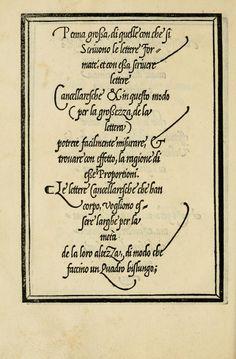 Libro di M. Giovambattista Palatino cittadino r...