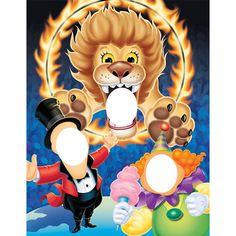 Photocall circo póster