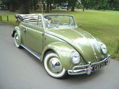 #Volkswagen Beetle Cabriolet Karmann #bandentrend.nl #vw-golf #beelte