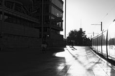 Jean-Philippe Jouve | Black and White | Street Photography | Bordeaux | Bikes