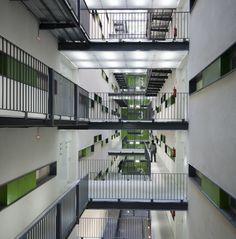 SOMOS.ARQUITECTOS.ES: 1ST PRIZE. 123 SOCIAL HOUSING UNITS EMVS IN MADRID. VALLECAS 51.