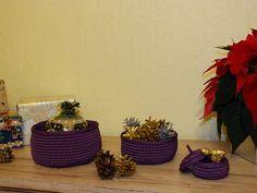 Crochet presents for Christmas