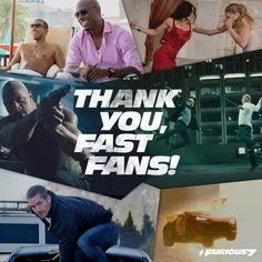 Furious 7 has made history! It's all due to the Fast Family