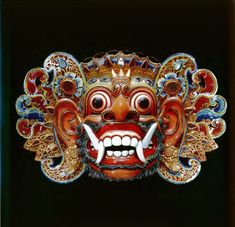 traditional balinese mask ritual - Google Search