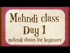 Mehndi class Day 5 / How to learn Mehndi for Beginners class \ learn to draw henna Mehndi Designs Book, Mehndi Design Photos, Unique Mehndi Designs, Arabic Mehndi Designs, Simple Mehndi Designs, Mehndi Designs For Hands, Mehndi Images, Mehndi Drawing, Henna Tattoo Kit