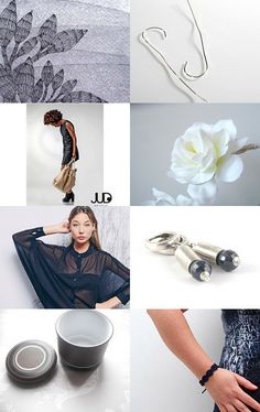 Spring Grey by Ale on Etsy--Pinned with TreasuryPin.com