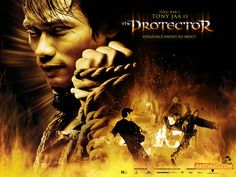 The Protector (2005). A young fighter named Kham must go to Australia to retrieve his stolen elephant. With the help of a Thai-born Australian detective, Kham must take on all comers, including a gang led by an evil woman and her two deadly bodyguards. Starring Tony Jaa, Nathan Jones and Petchtai Wongkamlao.
