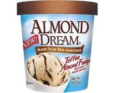 Free Almond Dream Ice Cream at Whole Foods
