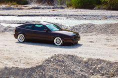 Volkswagen - Corrado VR6 Turbo - 1991