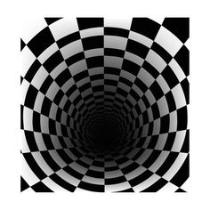 Checkerboard Background With Perspective Effect Prints by Vlada13 at AllPosters.com