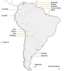 מוצ'ילר - דרום אמריקה - מרכז אמריקה - מידע למטייל - אתר המטיילים המקצועי והמפורט ביותר ליבשת