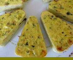 Recette Flan aux courgettes par cuisinerpassion - recette de la catégorie Entrées