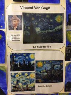 Thème Harry Potter - (page 2) - Maîtresse Ninie Harry Potter Pages, Theme Harry Potter, Harry Potter Diy, Vincent Van Gogh, Harry Potter Bricolage, Amazing Ideas, School, Starry Nights, Schools