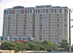 Cho thuê căn hộ Phúc Yên, 130m2 - Cần Cho thuê căn hộ Phúc Yên 1 ngay ngã tư Trường Chinh - Phan Huy Ích, cách khu công nghiệp Tân Bình 1,5 km, di chuyển