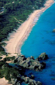 Beautiful Bermuda Beach Photograph  - Beautiful Bermuda Beach Fine Art Print