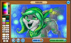 Neon by NimaDoodleZ on DeviantArt Animal Jam Game, Animal Jam Play Wild, My Animal, Animal Jam Drawings, Cute Drawings, Guinea Pig Toys, Guinea Pigs, Like Animals, Animals And Pets