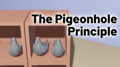 Pigeonhole principle explained A good video to introduce the pigeonhole principle (Year 11 Extension 1) Australian Curriculum, Math Resources, Mathematics, Math