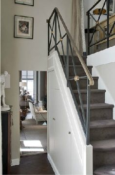railing - Habitually Chic®: Neoclassical Chic