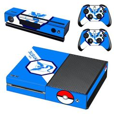 pokemon go xbox one decal for console and controllers - Decal Design